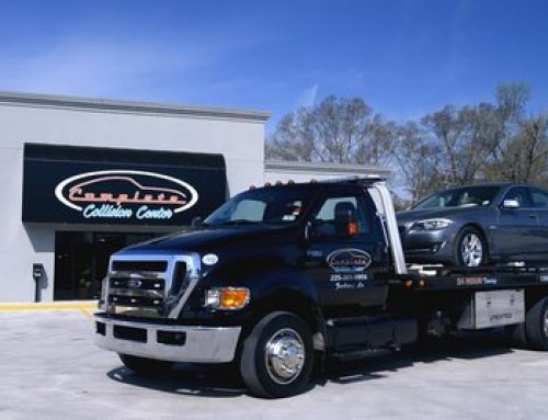 Find a Towing Company in Zachary
