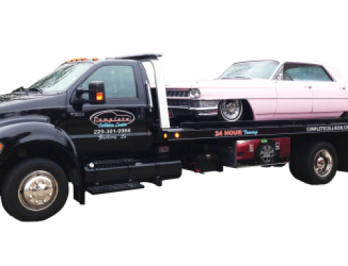 Find 24-Hour Towing near Baton Rouge