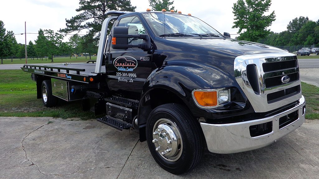24/7 Towing in Baton Rouge and Zachary | Complete Collision