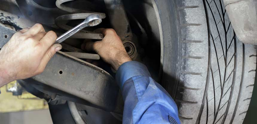 baton rouge suspension repair service