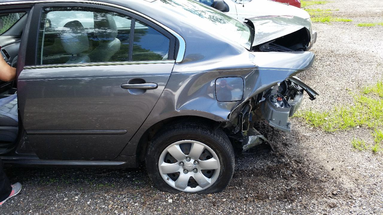 Need accident repair? Our Baton Rouge location is here to help.